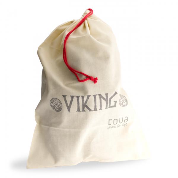 5d4e4a2d Ulltøffel i filt TOVA Jorvik 100% merinoull viking - TOVASHOP